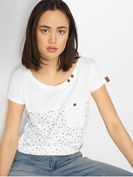 Alife & Kickin T-Shirt Cora A blanc