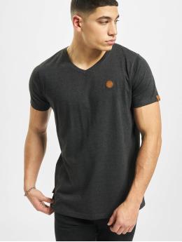 Alife & Kickin T-Shirt Tim  gris