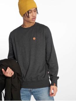 Alife & Kickin T-Shirt manches longues Josh A gris