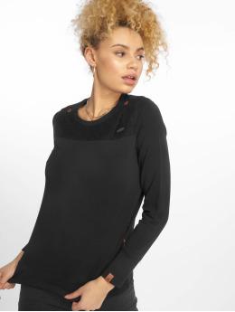 Alife & Kickin T-Shirt manches longues Leonie A noir