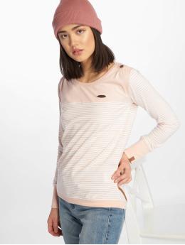 Alife & Kickin T-Shirt manches longues Leonie C rose