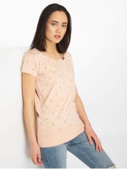 Alife & Kickin T-Shirt Coco rosa