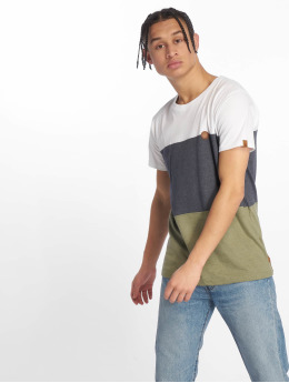 Alife & Kickin T-shirts Ben A oliven
