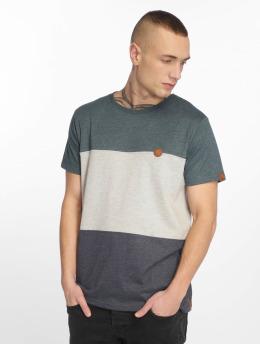 Alife & Kickin T-Shirty Ben A niebieski