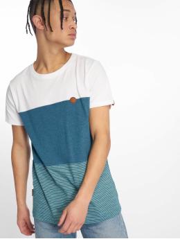 Alife & Kickin T-Shirty Ben B niebieski