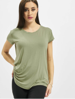 Alife & Kickin T-skjorter Mimmy  grøn