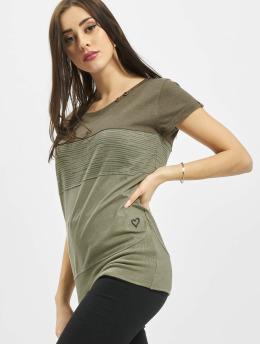 Alife & Kickin T-skjorter Clea  grøn