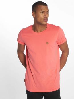 Alife & Kickin T-skjorter Maddox lyserosa