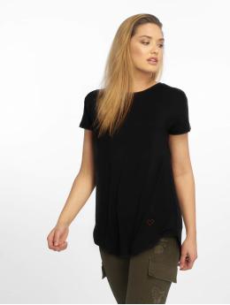 Alife & Kickin T-skjorter Basic II svart