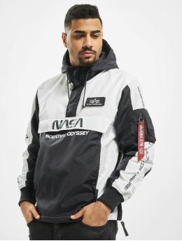 Alpha Industries Демисезонная куртка Odyssey серый