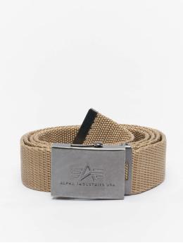 Alpha Industries Belt Heavy Duty khaki