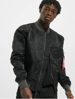 Alpha Industries Bomber jacket Ma-1 LW AR black