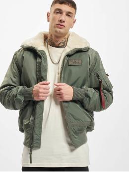 Alpha Industries Bomber jacket B15-3 TT green