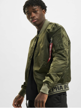 Alpha Industries Bomber jacket Ma-1 LW AR  olive