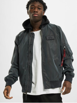 Alpha Industries Bomberjacke Ma-1 LW HD Rainbow Reflective  bunt