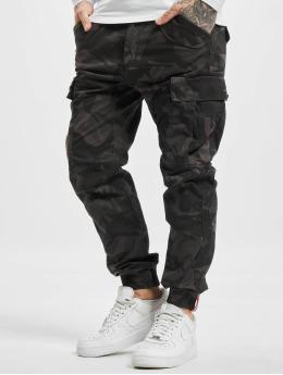 Alpha Industries Cargo pants Airman  čern
