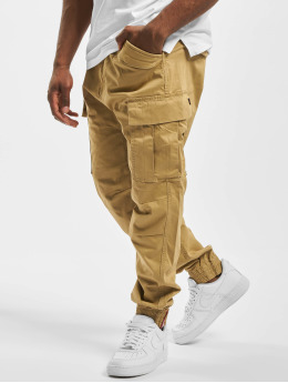 Alpha Industries Cargo pants Airman  béžový