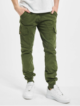 Alpha Industries Cargo pants Spark  olivový