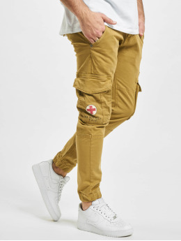 Alpha Industries Cargobroek Rescue  khaki