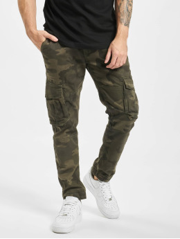 Alpha Industries Cargohose Army camouflage