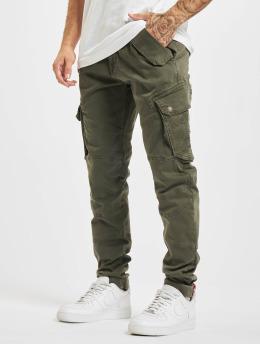 Alpha Industries Chino bukser Combat LW grå