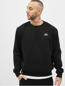Alpha Industries Gensre Basic Small Logo Foil Print svart