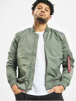 Alpha Industries Giubbotto Bomber Ma-1 Tt verde