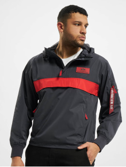 Alpha Industries Lightweight Jacket Defense  grey