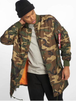 Alpha Industries Manteau Ma-1 camouflage
