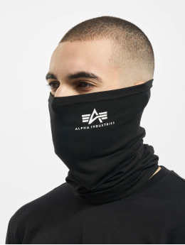 Alpha Industries Schal Basic  schwarz