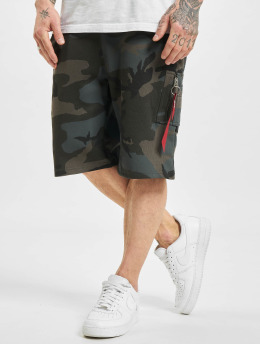 Alpha Industries Short X-Fit Cargo Camo  camouflage