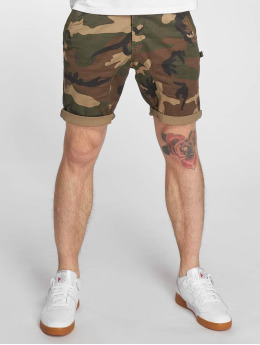 Alpha Industries Shorts Kerosene camouflage