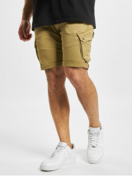 Alpha Industries Shorts Combat khaki