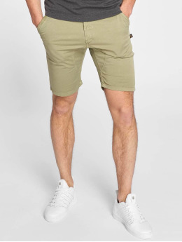 Alpha Industries Shorts Kerosene olive
