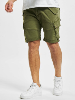 Alpha Industries Shorts Combat olive