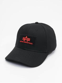 Alpha Industries Snapback Cap VLC II  schwarz