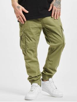 Alpha Industries Spodnie Chino/Cargo Cotton Twill  oliwkowy
