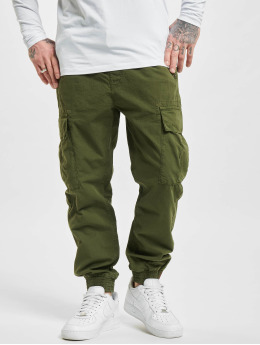 Alpha Industries Spodnie do joggingu Ripstop  oliwkowy