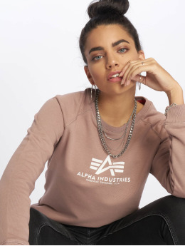 Alpha Industries Swetry  rózowy