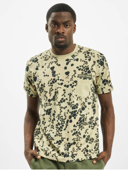 Alpha Industries T-shirts Special Forces khaki