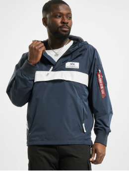 Alpha Industries Veste mi-saison légère Defense bleu