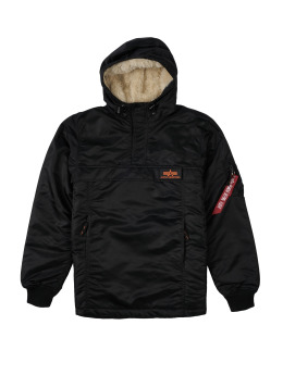 Alpha Industries Winterjacke Hpo schwarz