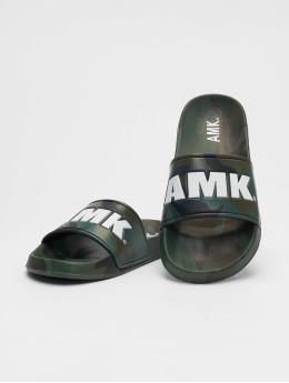 AMK Шлёпанцы Soldier камуфляж