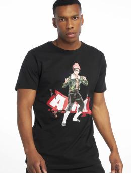 AMK T-Shirty AMK Lee czarny