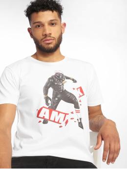 AMK T-skjorter AMK Panther hvit