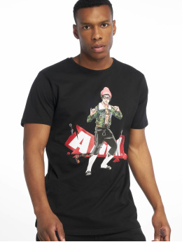 AMK T-skjorter AMK Lee svart