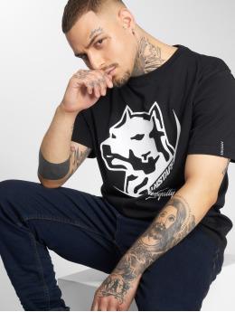 Amstaff Camiseta Gerros negro