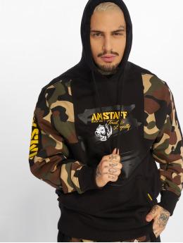 Amstaff Hoodie Husar camouflage