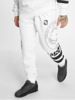 Amstaff Pantalón deportivo Okus blanco