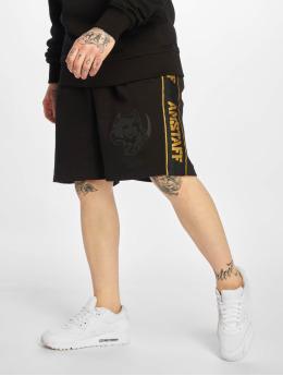 Amstaff shorts Bartok zwart